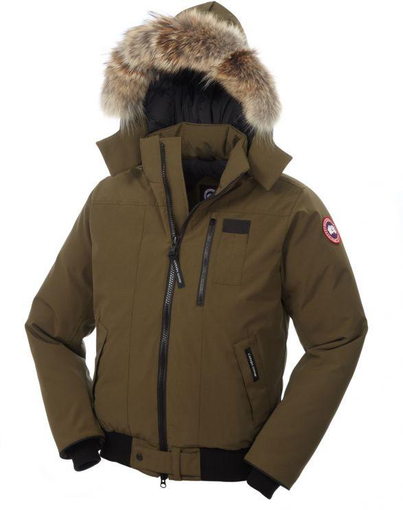 pels til canada goose jakke