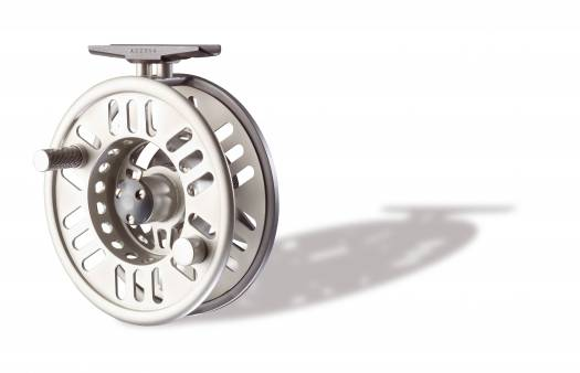 Hardy Swift Reel front