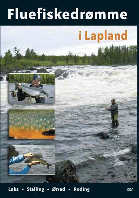 Dvd - fluefiskedrømme i lapland
